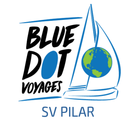 Blue Dot Voyages: Sailing Pilar