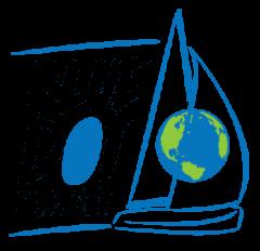 Blue Dot Voyages - SV PILAR - logo