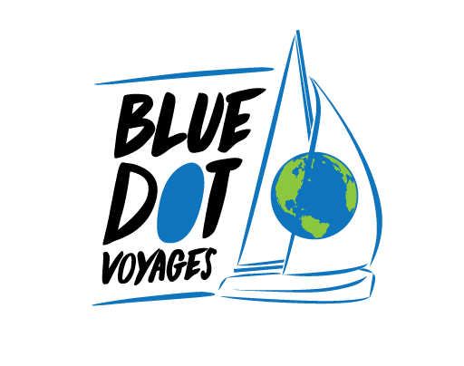 Blue Dot Voyages: Sailing Pilar