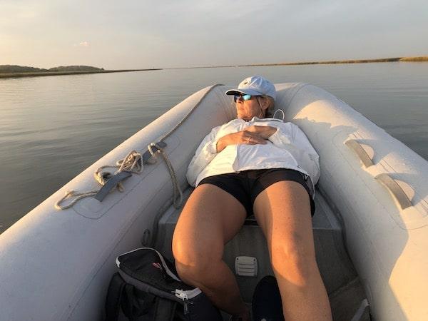 Dawn-dinghy-nap