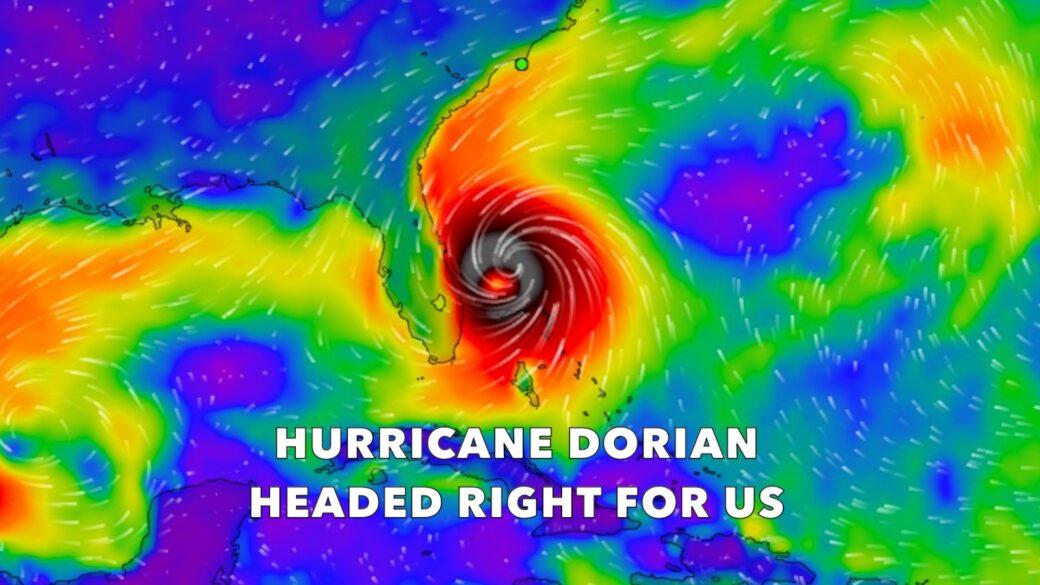Preparing PILAR to withstand Hurricane Dorian
