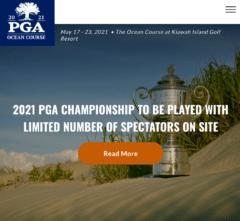 Kiawah PGA Tournament Sailing Charter
