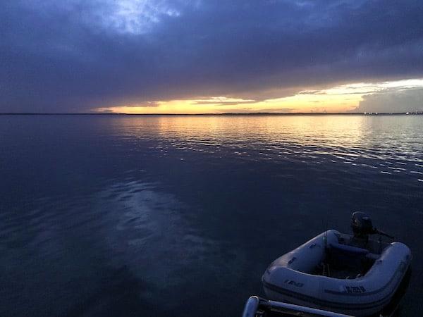 sunset-Jekyll-island